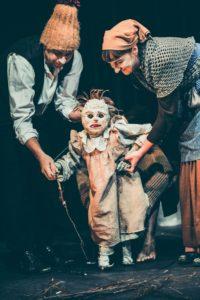 Das Wechselbälgchen von Christine Lavant Regie Nikolaus Habjan